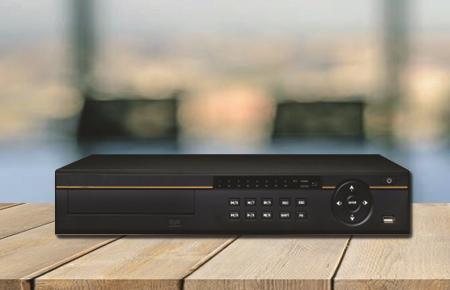 دستگاه ضبط تصویر NVR
